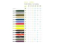 Art.430 Плоский стандартный шнурок 90 см