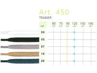 Art.450 Тренировочные шнурки 120 см
