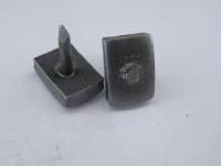 Металлическая набойка  0010