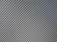 Sp Sheet крупная пирамида (черная) 500x500x6