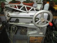 Б/у леворукавная механическая швейная машина Minerva