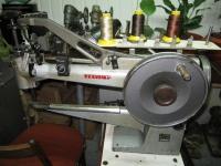 Б/у леворукавная электрическая швейная машина Textima