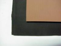Набоечная пластина Fine Line 9,6  mm черная