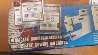 Игла для швейных машин 0634 (Минерва-Текстима)